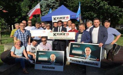 Kukiz'15 chce oddać samorządy obywatelom