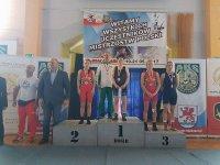 Piotrkowskie akcenty podczas mistrzostw Polski