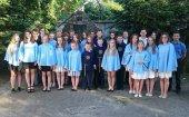 Moszczenicka schola zaprasza na koncert
