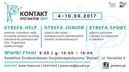 Międzynarodowy Festiwal Wolontariatu w Piotrkowie