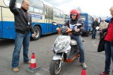 Piotrk�w nie dojecha� na turniej motoryzacyjny