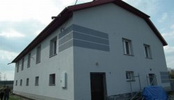 Trwa termomodernizacja Domu Ludowego w Kacprowie