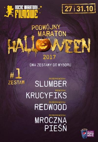 Podwójny maraton Halloween w kinie Helios