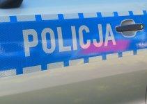 Agresywny m±¿ powstrzymany przez policjantów