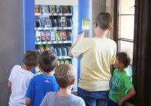 Odchudzanie dzieci i... sklepików