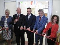 Oddzia³ pediatryczny oficjalnie otwarty, ale jeszcze nie dzia³a