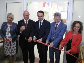 Oddział pediatryczny oficjalnie otwarty, ale jeszcze nie działa