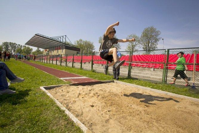 Polanik chce wskrzesiæ lekkoatletykê w Piotrkowie