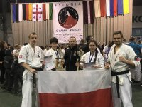 Piotrkowscy karatecy mistrzami Europy
