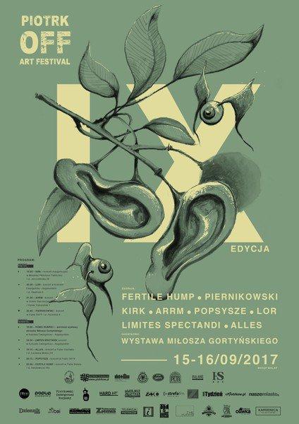PiotrkOFF Art Festival nadci±ga
