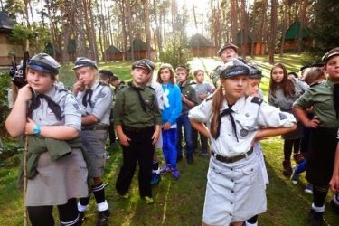Harcerze będą integrować się w Piotrkowie