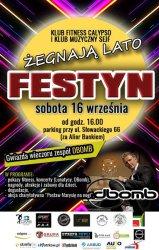 Festyn na pożegnanie lata w Piotrkowie