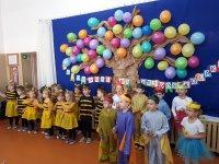 Pasowanie przedszkolaków w