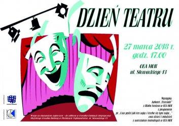 Dzień Teatru w MOK-u