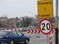 Zamkn± ulicê Sk³odowskiej-Curie