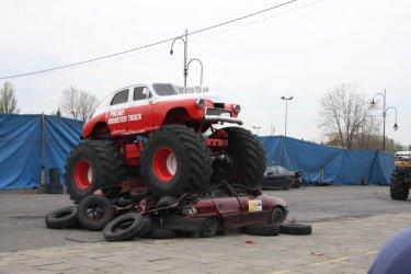 Monster Truck w Piotrkowie