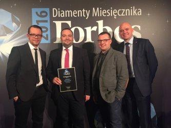 Podhoran Polska Gazelą Biznesu i Diamentem Forbes w naszym regionie