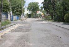 Naprawiaj± ulicê Przemys³ow± w Piotrkowie