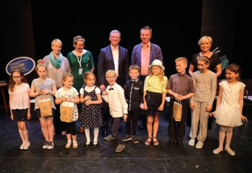 Gry, zabawy i nagrody w Łódzkim Domu Kultury