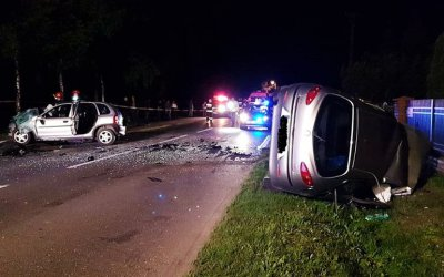 29-letni mężczyzna zginął w wypadku