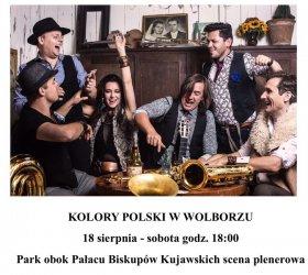 Kolory Polski w sobotę Wolborzu