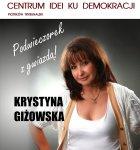 Krystyna Gi�owska przyjedzie do Piotrkowa