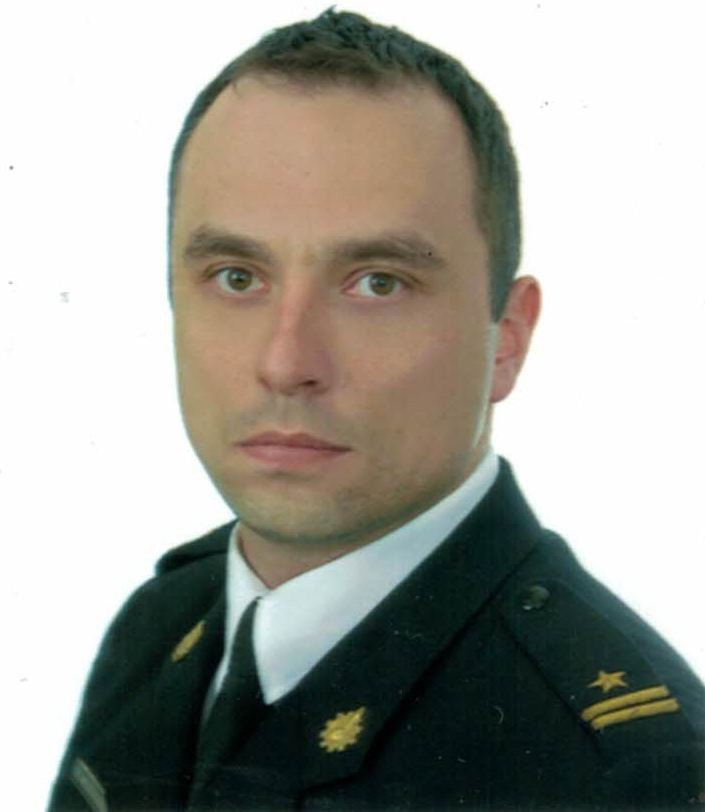 Nowy komendant piotrkowskich strażaków