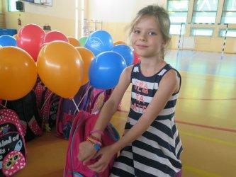 Wyprawka dla stu dzieci od PGE Dystrubucja