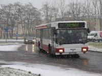 Atak zimy w Piotrkowie i regionie