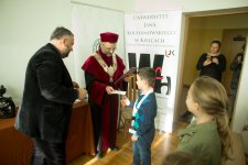 Inauguracja Piotrkowskiego Uniwersytetu Pierwszego Wieku