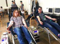 W szkole w Bujnach zbierali krew