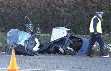 Piêæ osób rannych w wypadku pod Piotrkowem [aktualizacja]
