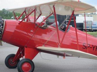 Piotrkowskie święto lotnictwa rozpoczęte