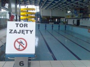 Kryta pływalnia:Prokuratura wszczęła śledztwo