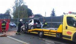 Najwiêcej wypadków na drogach powiatowych, gminnych... i na DK12