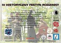 IV Historyczny Festyn Rodzinny