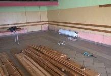 Trwa remont w Domu Ludowym w Krê¿nej