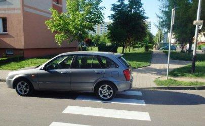 Zobacz, jak parkują mistrzowie!
