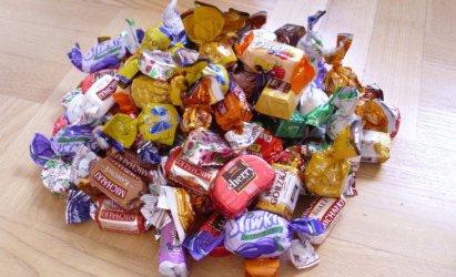 Policjant po służbie zatrzymał złodzieja cukierków
