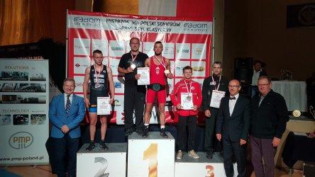 Dawid Szkodziński mistrzem Polski
