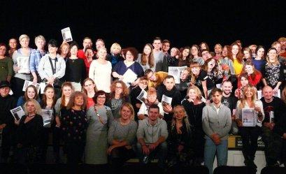 """Teatry PUK-PUK i Resursa zwycięzcami festiwalu """"Trybuna Teatru"""""""