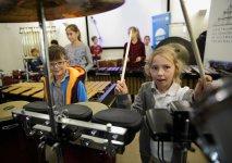 Bêben Show czyli warsztaty perkusyjne z £ódzkim Domem Kultury