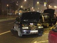 Wypadek w Al. Armii Krajowej