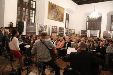 Koncert polskich kolęd i pastorałek przy pełnej widowni