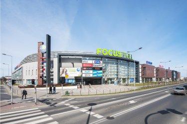 Otwarcie powiêkszonego salonu Martes Sport w Focus Mall