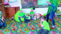 Przedszkole Szkrab - miejsce przyjazne dla dzieci niepe³nosprawnych