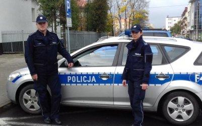 Przed¶wi±teczne patrole w Piotrkowie