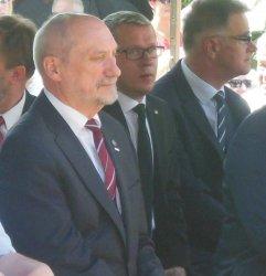 Minister Macierewicz o bezpieczeństwie Polski po londyńskich zamachach