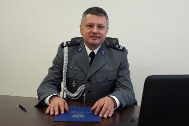 Kolejna zmiana komendanta policji w Piotrkowie