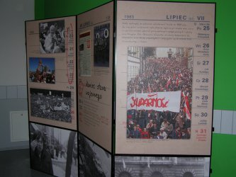 Stan wojenny w piotrkowskim gimnazjum